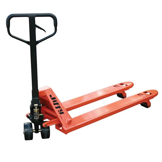 wheelco pallet trolley