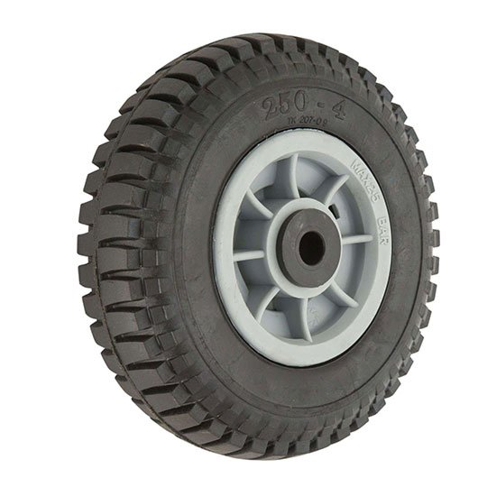 wheelco solid rubber wheel