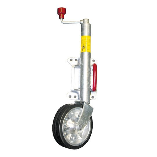 Wheelco trailer component product range